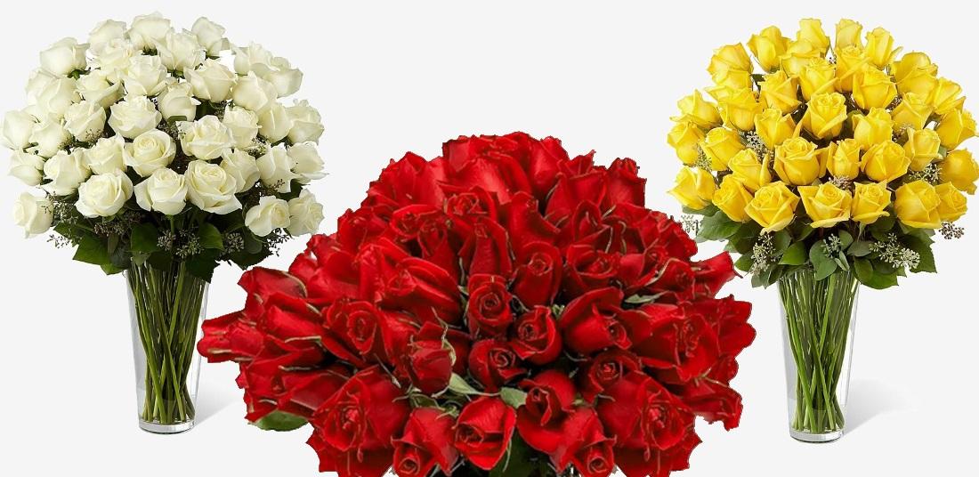 3 правила, как сохранить розы в вазе надолго
