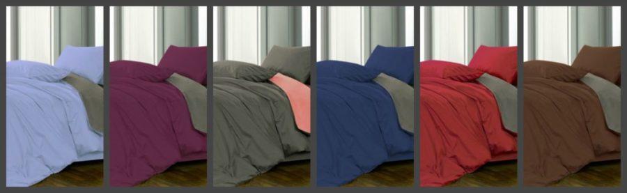 Выбор постельного белья — на любой вкус и цвет