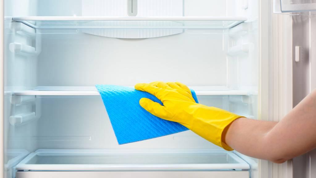 Чтобы не появился запах, делайте ревизию в холодильнике один раз в неделю и мойте его один раз в месяц
