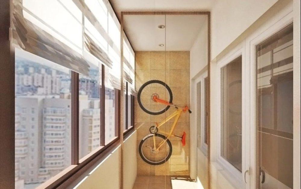 Чтобы велосипед не испортился, храните его в сухом и теплом месте