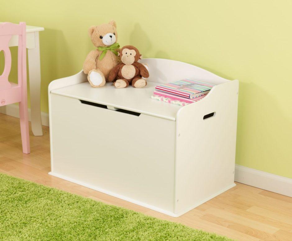 Ящик-скамейка для хранения игрушек: средняя цена — 15000 рублей