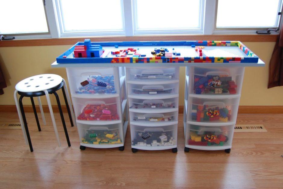 Лего стол для конструктора: цена — 4000 рублей