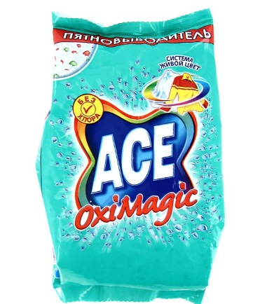 Пятновыводитель Ace oxi magic