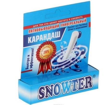 Пятновыводитель Snowter