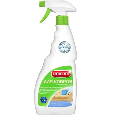Unicum для чистки ковров и мягкой мебели