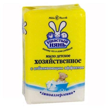 Мыло детское с отбеливающим эффектом «Ушастый нянь»