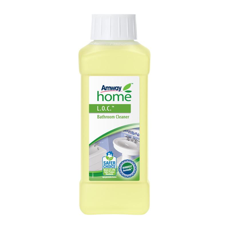 Чистящее средство Amway L.O.C. для ванных комнат