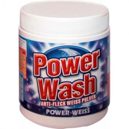 Пятновыводитель Power Wash отстирывает любые виды пятен. Средняя цена — от 155 ₽
