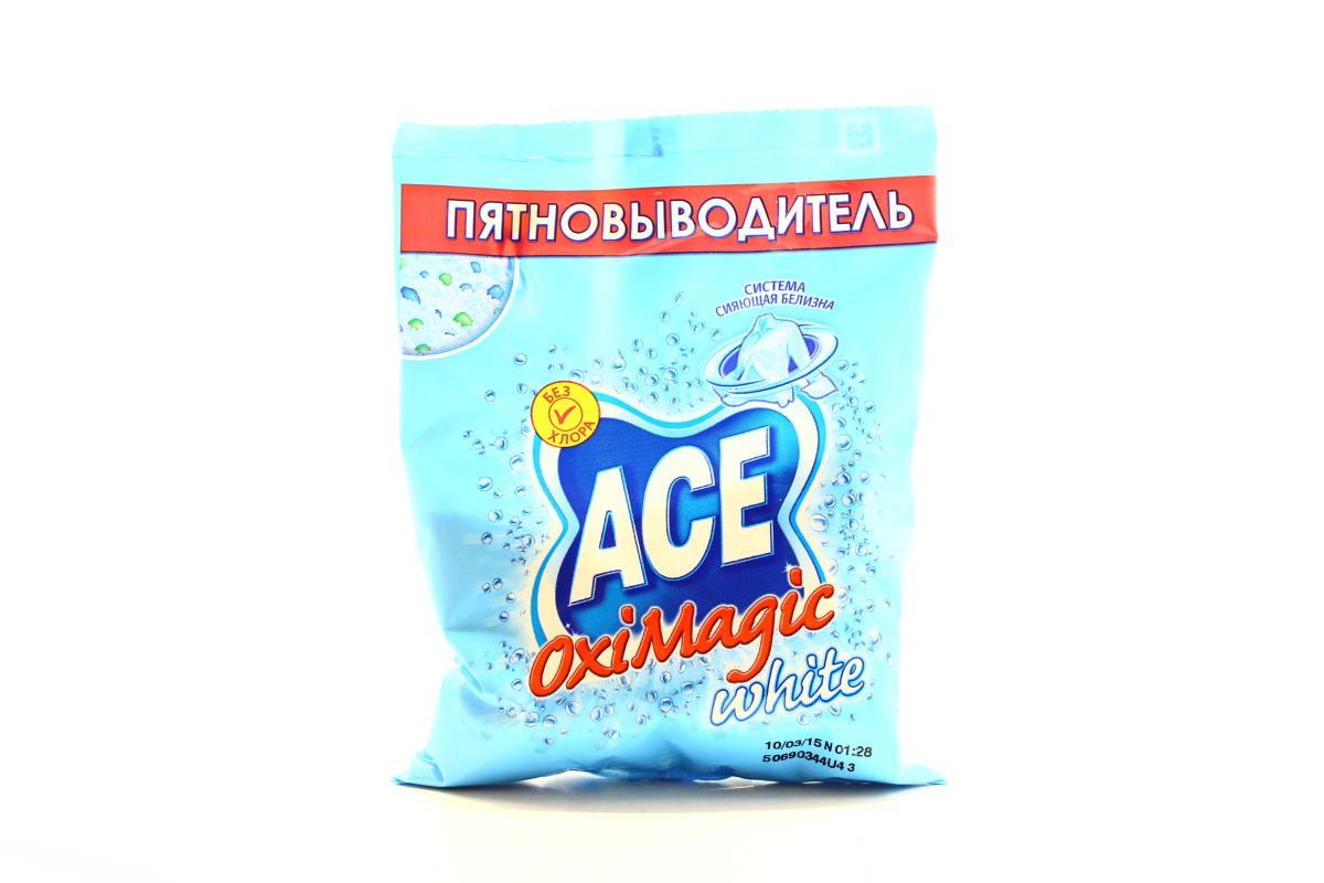 Пятновыводитель «ACE Oxi magic»