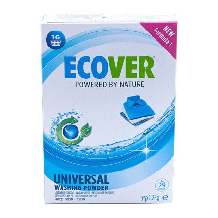 Экологичный стиральный порошок для новорожденных ECOVER