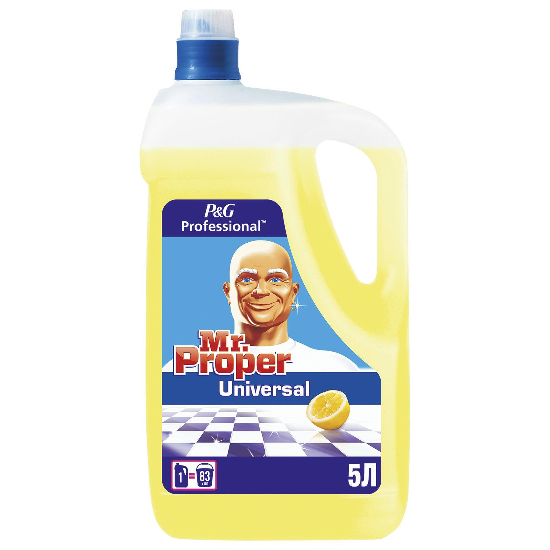 MrProper — средство для мытья пола. Цена — около 150 рублей