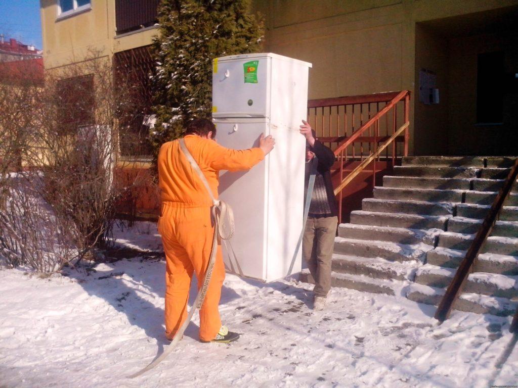 После перевозки зимой, агрегат должен отстояться в тёплом помещении не меньше 12 часов