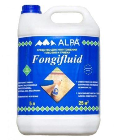 """Alpa """"Фонгифлюид"""