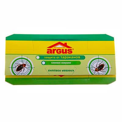 Клеевая ловушка для тараканов ARGUS