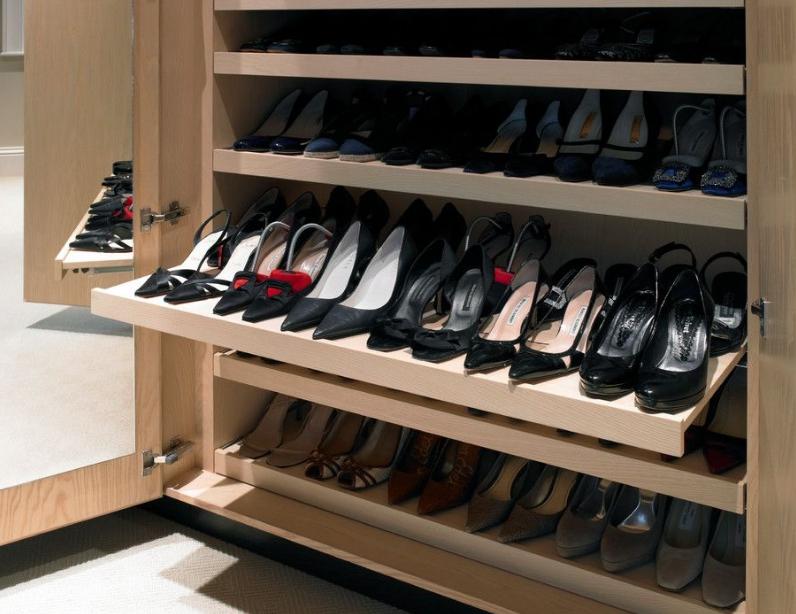 Правильная организация хранения обуви продлевает срок ее службы. А вы находите нужную пару за секунды