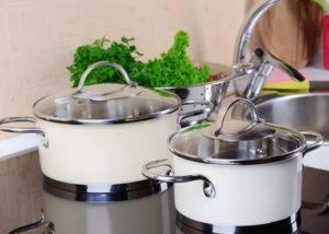Какая посуда подходит для стеклокерамических плит