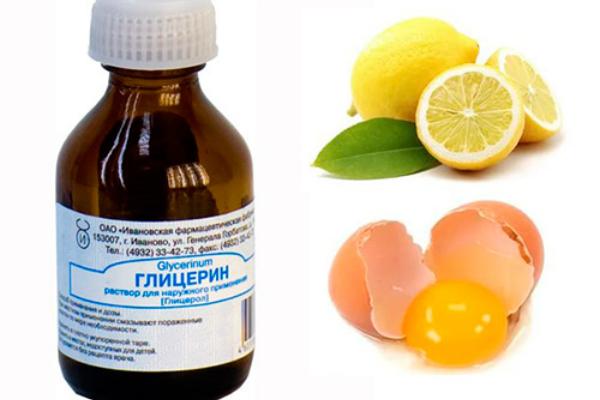Глицерин с яичным желтком вернут мездре мягкость и эластичность