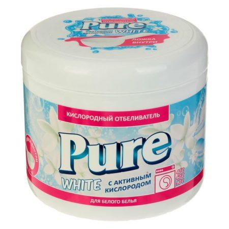 Кислородный пятновыводитель Pure