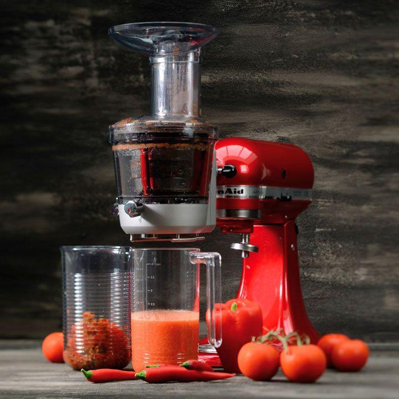 Центробежные соковыжималки превратят томаты в жидкий сок