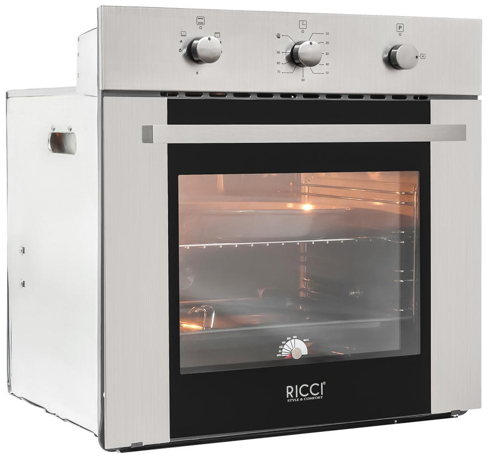Газовая печь может быть с дополнительными функциями, например — гриль