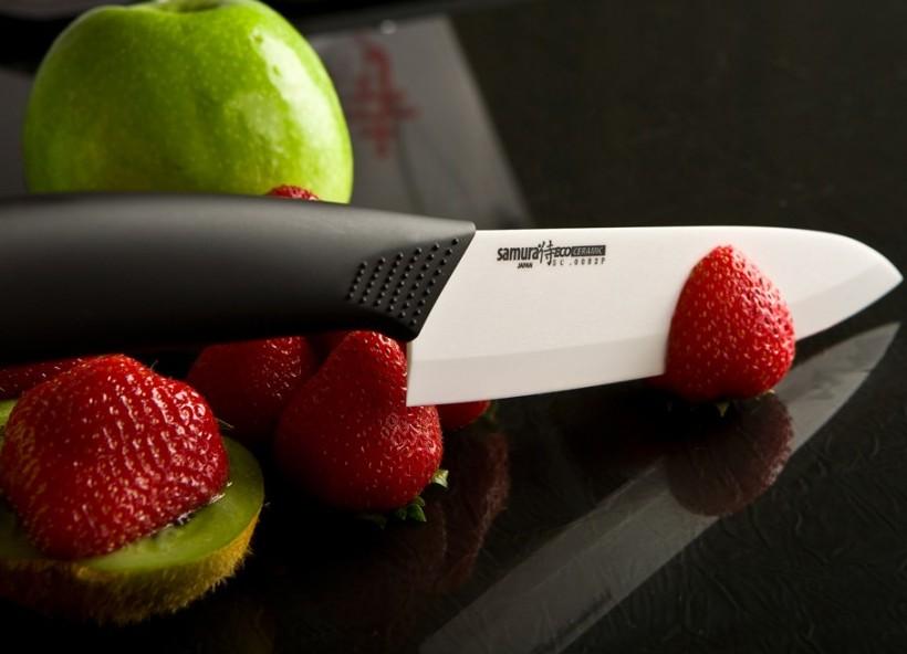 Достаточно следить за керамическим ножом и точить его раз в один-два года, чтобы он служил долго и эффективно