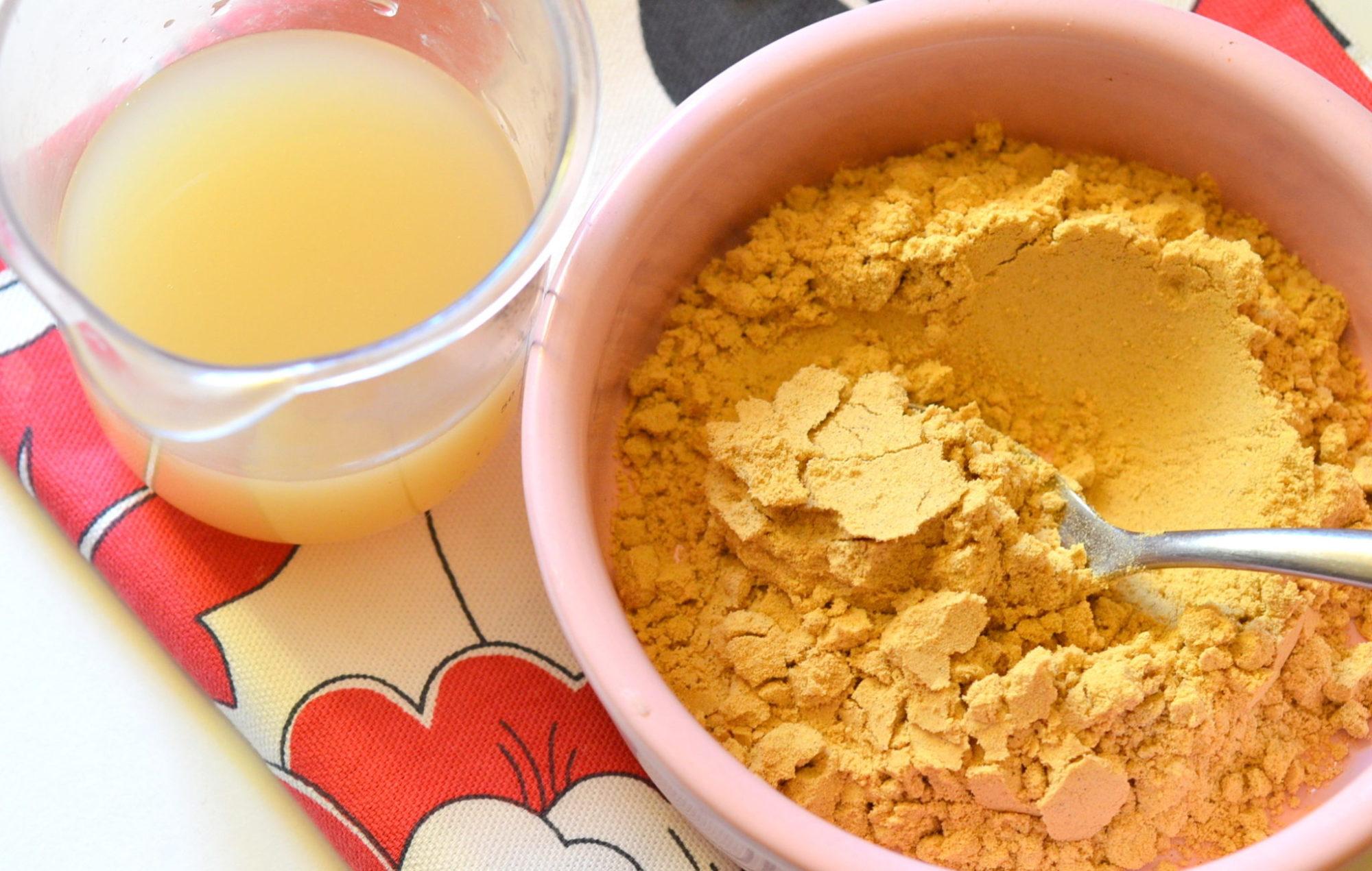 Стирка кухонных полотенец с горчицей — это отбеливание и дезинфекция