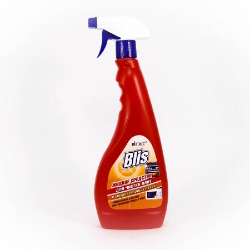 Жидкое средство для чистки плит и микроволновых печей «Blis»