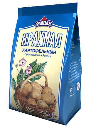 Крахмал — это природный полимер, твердый белый порошок, который получают из растений (рис, пшеница, кукуруза, картофель и др.).